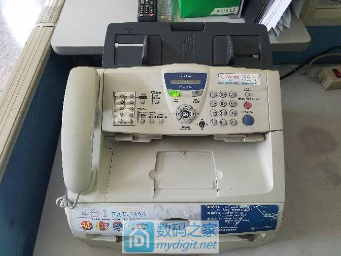 出兄弟打印机2820