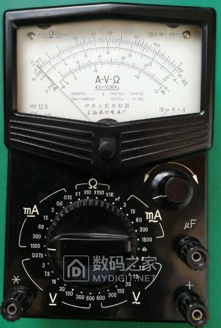 MF12型指针万电表 上海