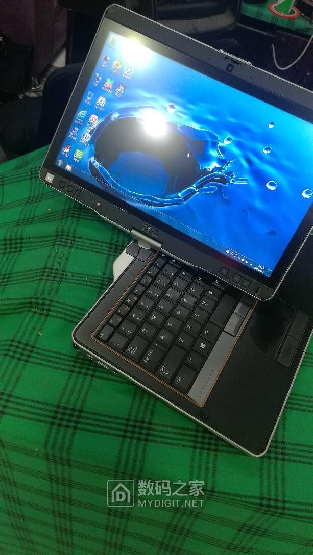 戴尔触摸屏笔记本 i5二