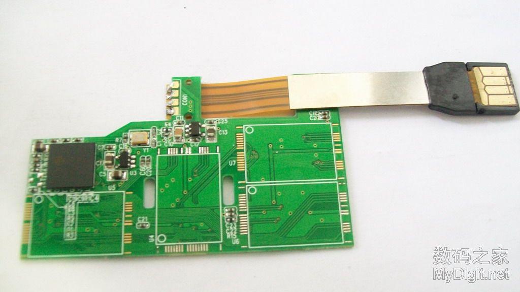 JMF603主控方案USB接口SSD固态硬盘量产成功