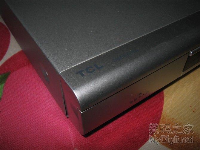呼和浩特地区使用的TCL牌有线数字电视机顶盒内部电路结构原理图解