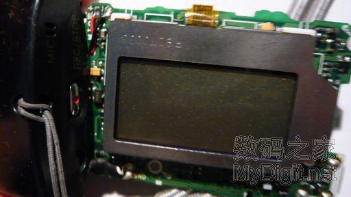 松下SV-MP21V拆开了,请教刷固件问题(多图)