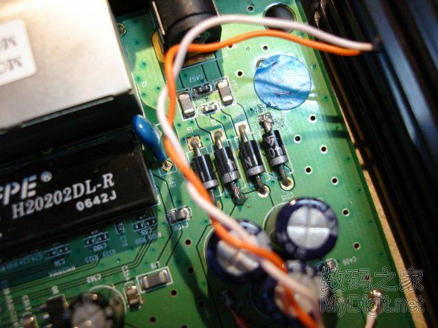 电源大改造 无线路由改usb供电