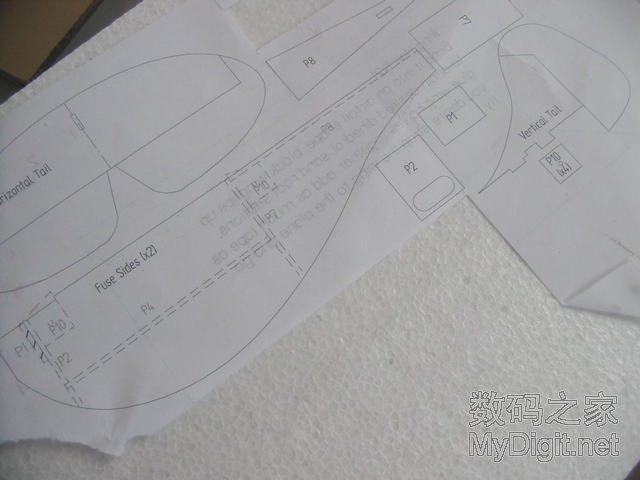 见证奇迹~垃圾变遥控飞机全过程(三楼有飞机图纸和飞行视频)