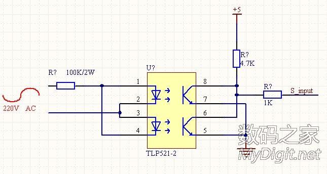 单片机控制可控硅电路 - mme2003 - 明天眼睛的编程