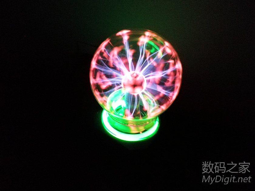 甩卖20元 4寸礼品电离子球/音乐魔球/闪电球/静电球