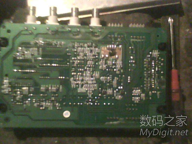 新手拆机拆一个楼宇视频转换盒