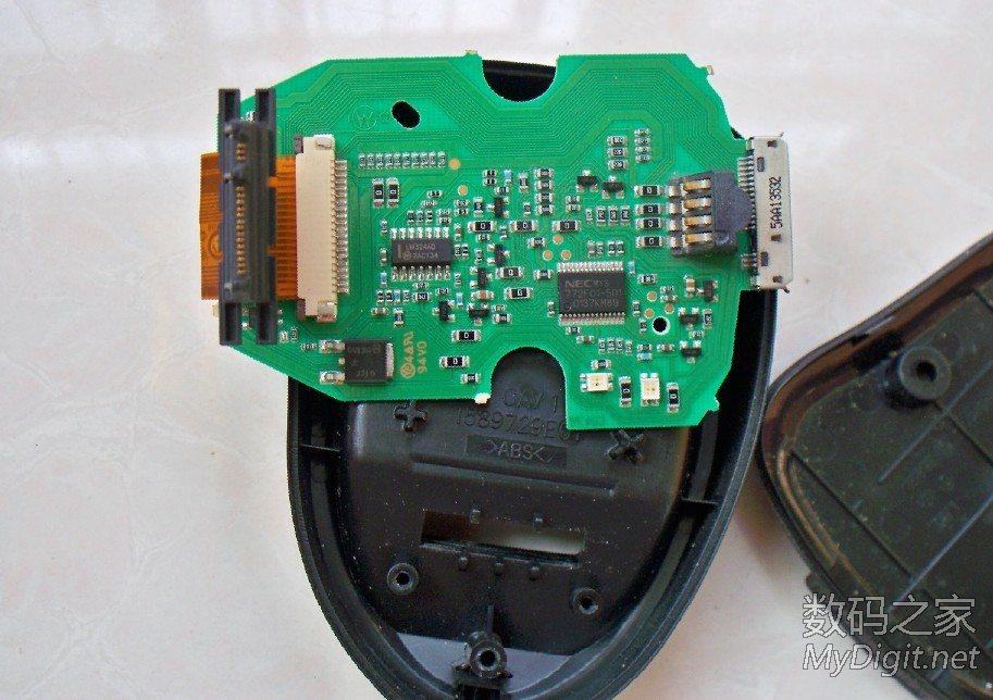 主要芯片 LM324,NEC772F01 501 -一款MOTO充电器,评下看能不能