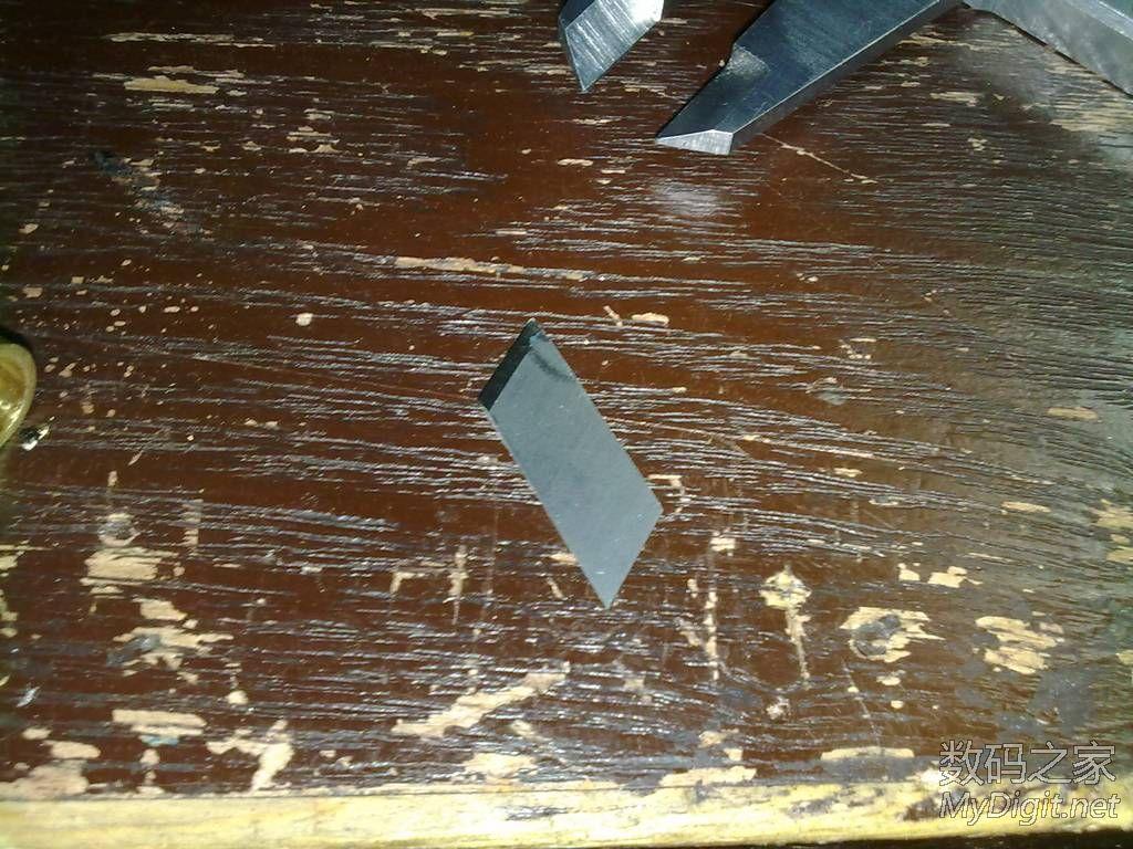 历时三个月,打造论坛最小锂电螺丝刀