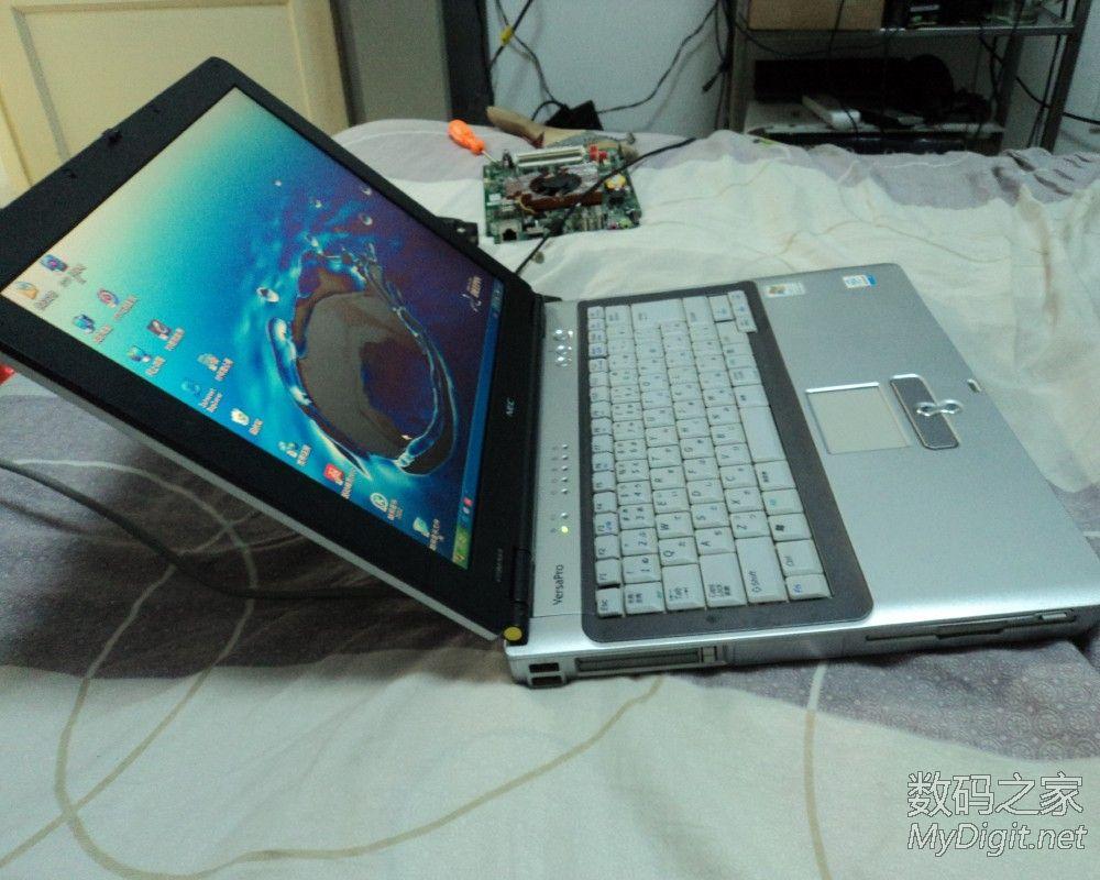 NEC笔记本电脑 500元