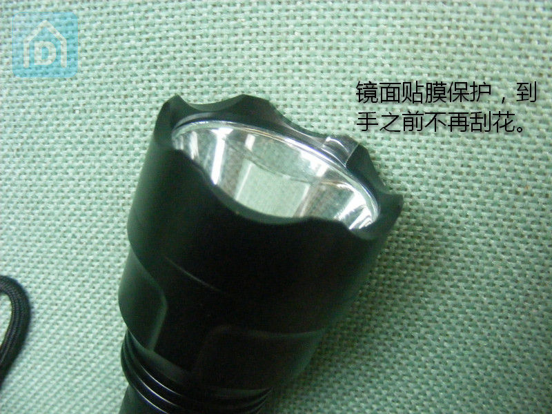 入门级实用之选~魅色手电精灵C8 R5 LED『支持M币换购』
