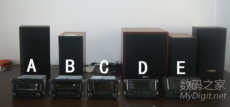 大众多功能车载CD机超性价比改家用高清图片