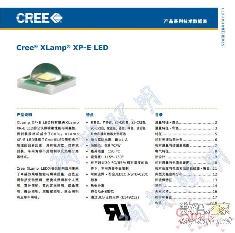 Cree XP E C.aspx