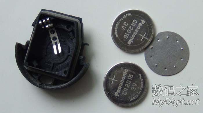 奇瑞汽车遥控钥匙换电池高清图片