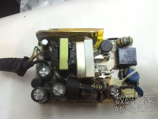 摩托的电源输出5.39V