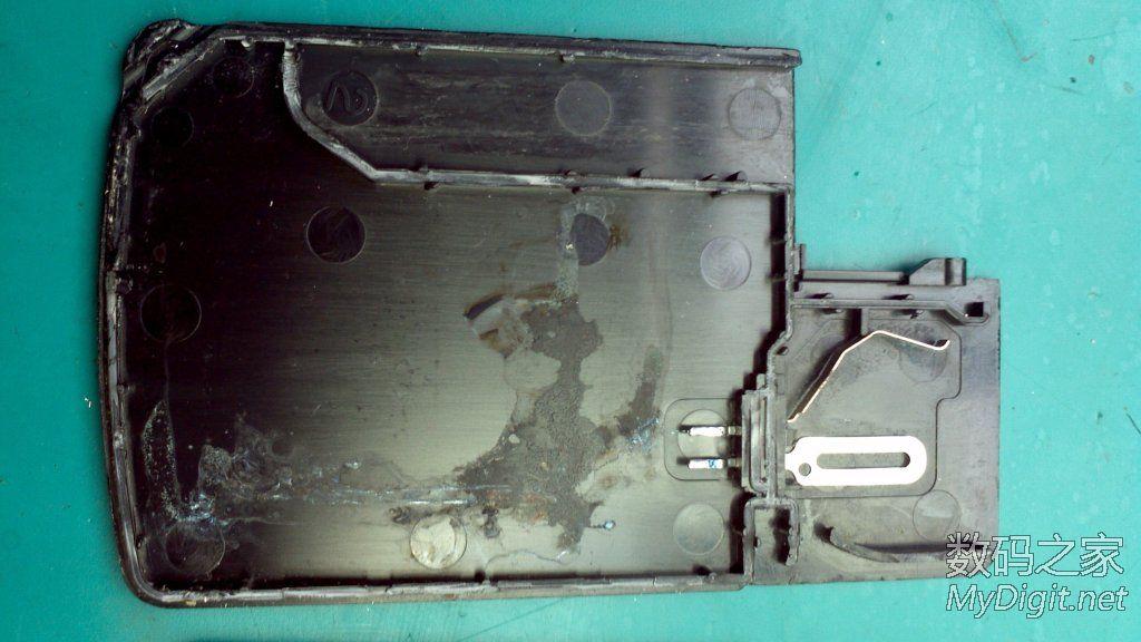 马自达6卡片遥控器进水拆机高清图片