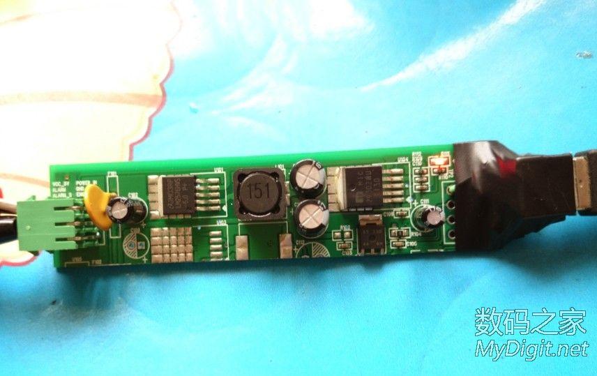 车载GPS定位器电路板,分尸改成充电器