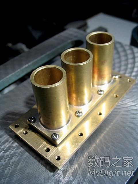 奇特的油蒸汽动力蒸汽机,石脑油蒸汽动力发动机!