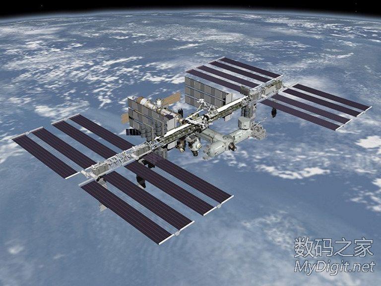 地球 科技 国际空间站/图片:pat w cutaway iss fb.jpg