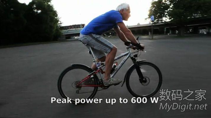 世界上最轻、最小的电动自行车改装套件Velospeeder