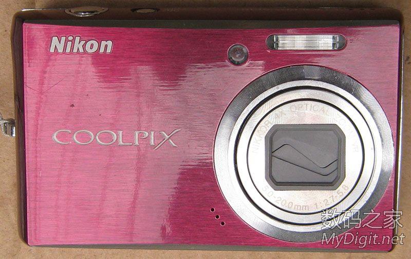 微距利器尼康1000W像素数码相机S610