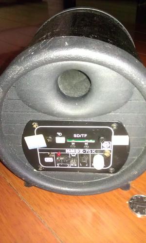 出个12V小音箱
