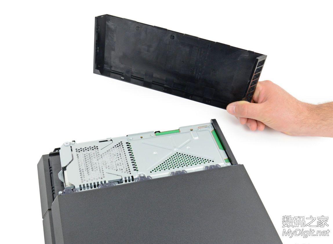 索尼 PS4 游戏主机 手柄拆解