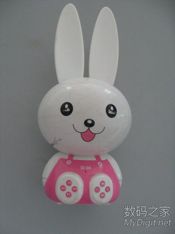 修小白兔儿歌机
