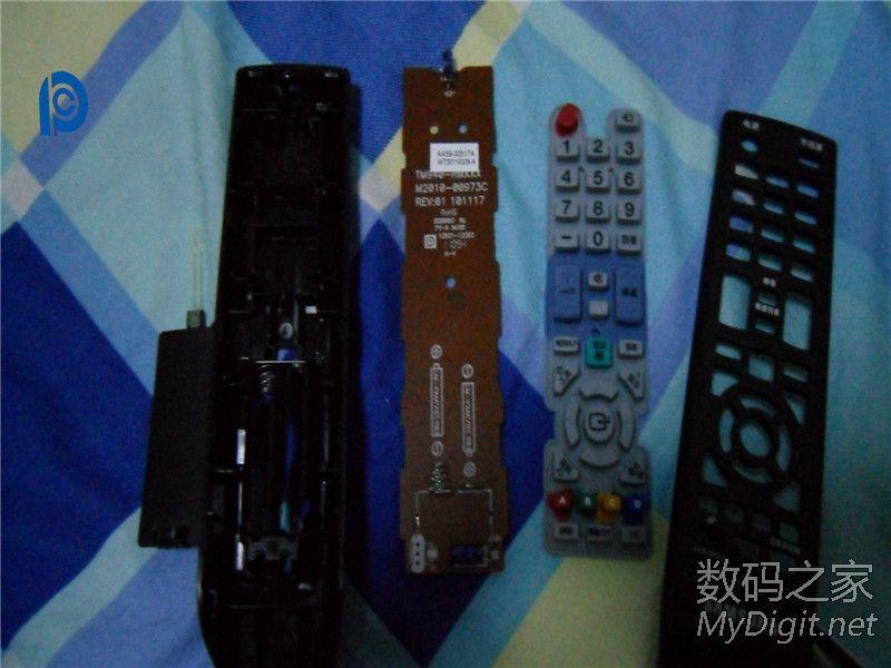 再拆个三星32寸液晶电视遥控器图片