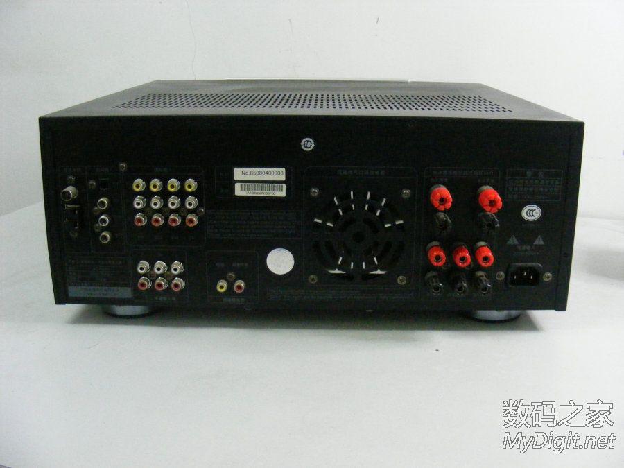 00家庭影院 声频功率放大器内部解析