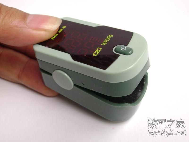 POCT仪器之~便携红外人体血氧饱和度监测仪揭秘