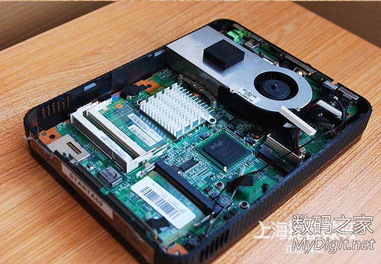原装大众FIC GE2 超迷你主机 HTPC 迷你主机 准系统 无盘系统