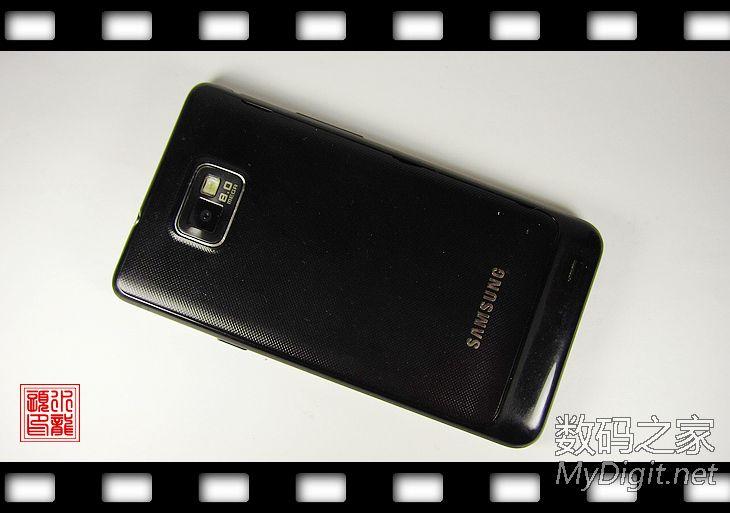 手机进水的严重后果!拆三星gt-i9100g手机.   高清图片