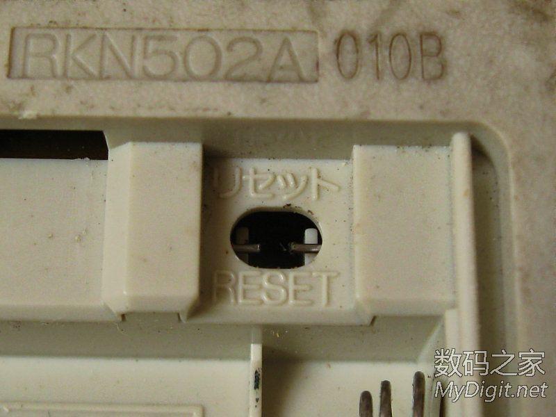 元旦,拆个早期三菱空调遥控器高清图片