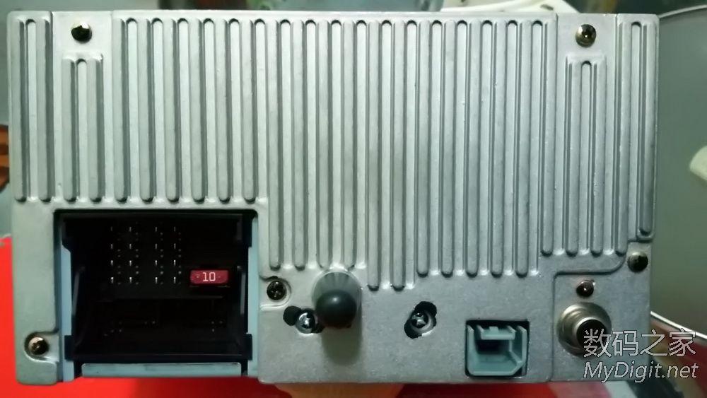 送m币 福特车机cd1053尾线定义接线图 aux音频线连接 高清图片