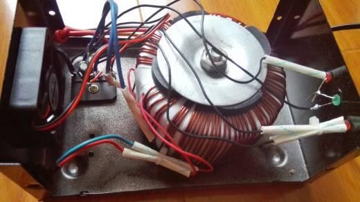整流桥堆用的是电磁炉专用的D25SBA80:(   额定整流电流 25A 峰值图片