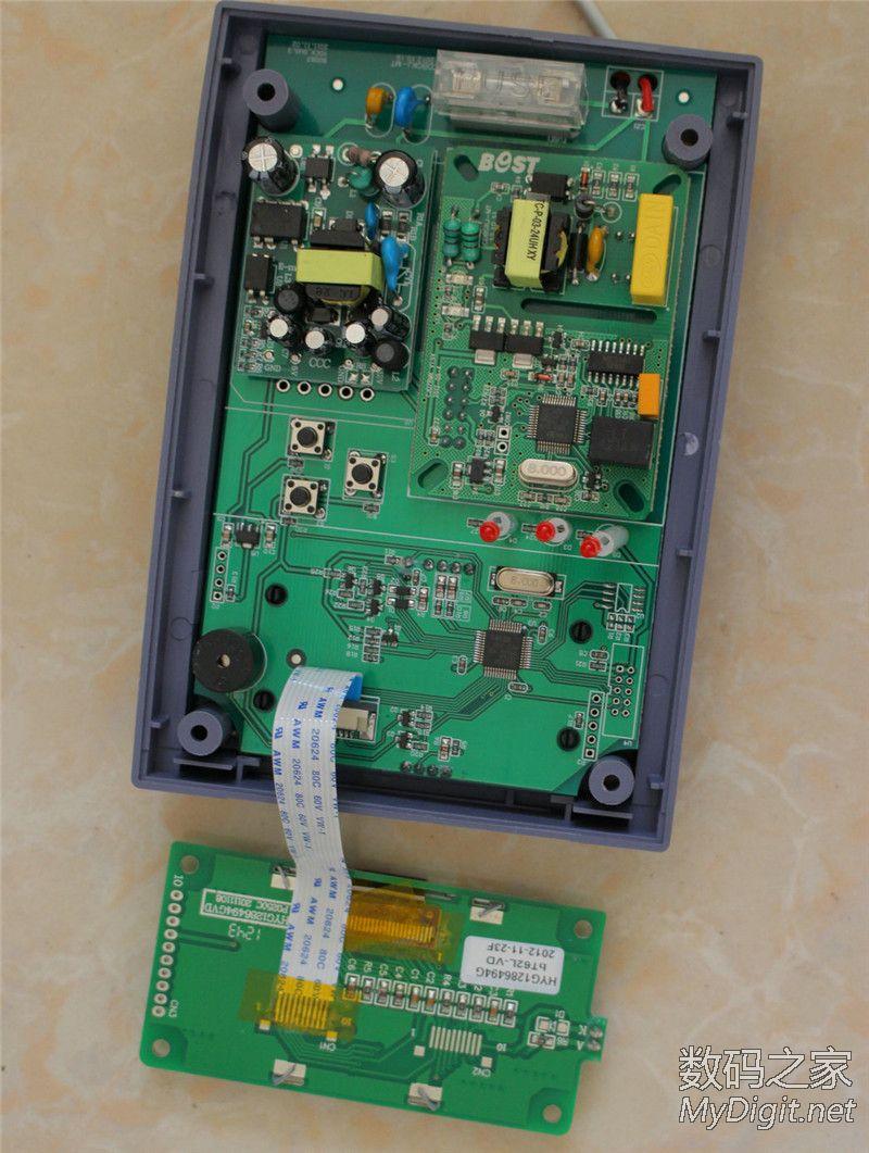 864液晶屏送单片机,电源板,外壳,插头线 5个包邮了