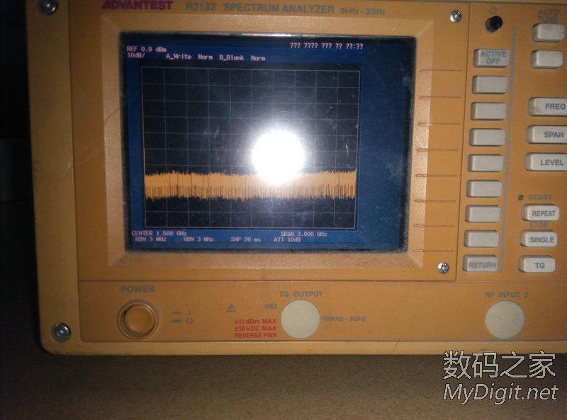 日本爱德万R31323G频谱仪