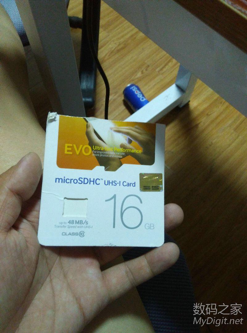 三星16GmicroSD卡无法格式化了,求救