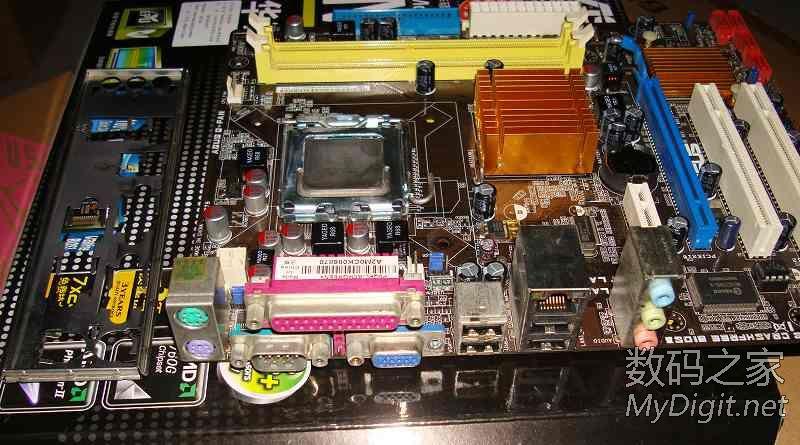 出华硕G41主板微星G41主板还有微星AM2主板图片