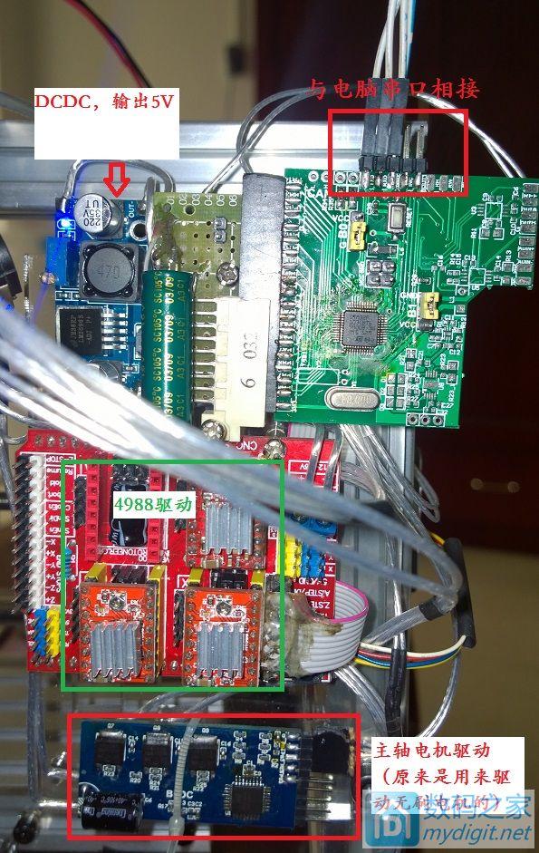 PCB文件输出到小雕刻机