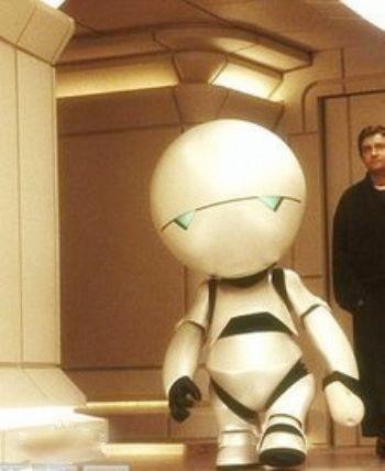 机器人自杀了你造吗