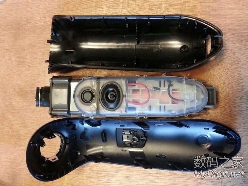 详细拆解飞利浦s510电动剃须刀|拆机乐园