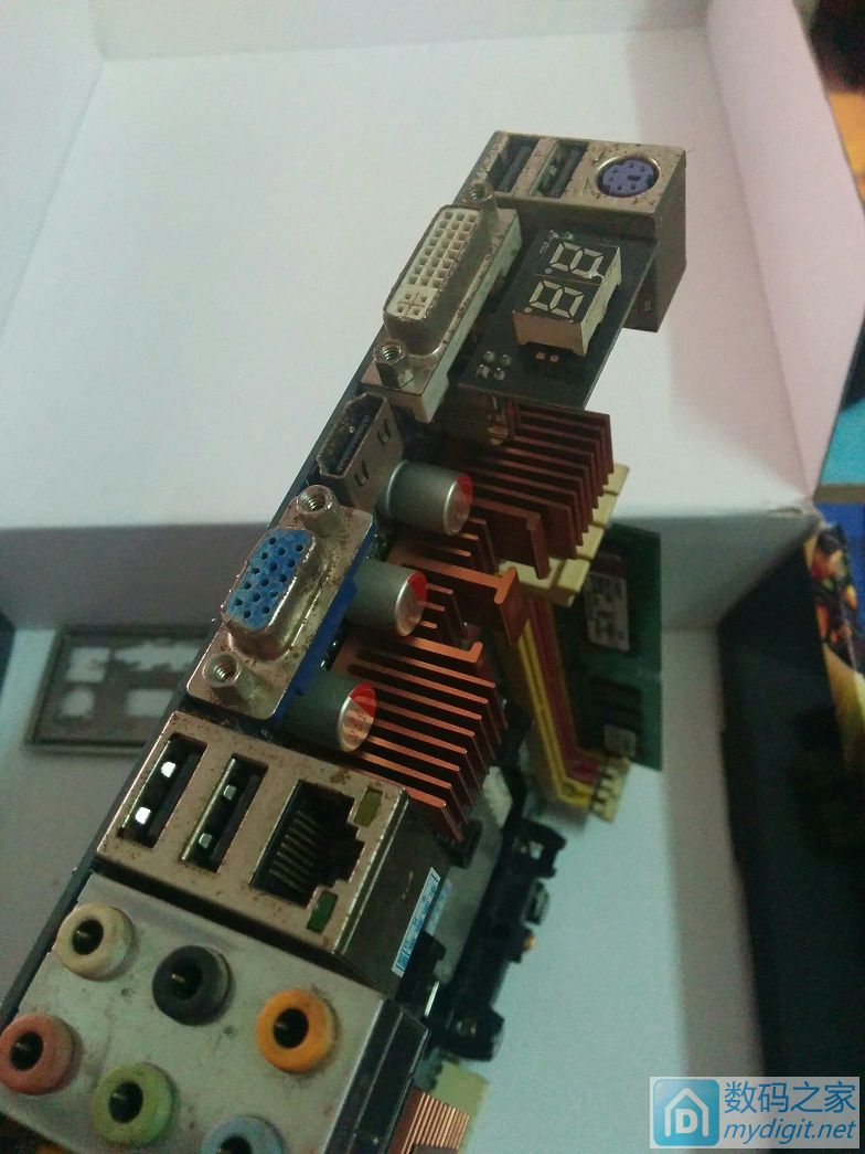 热器 G31.G41主板,技嘉,华硕,昂达A78GT图片