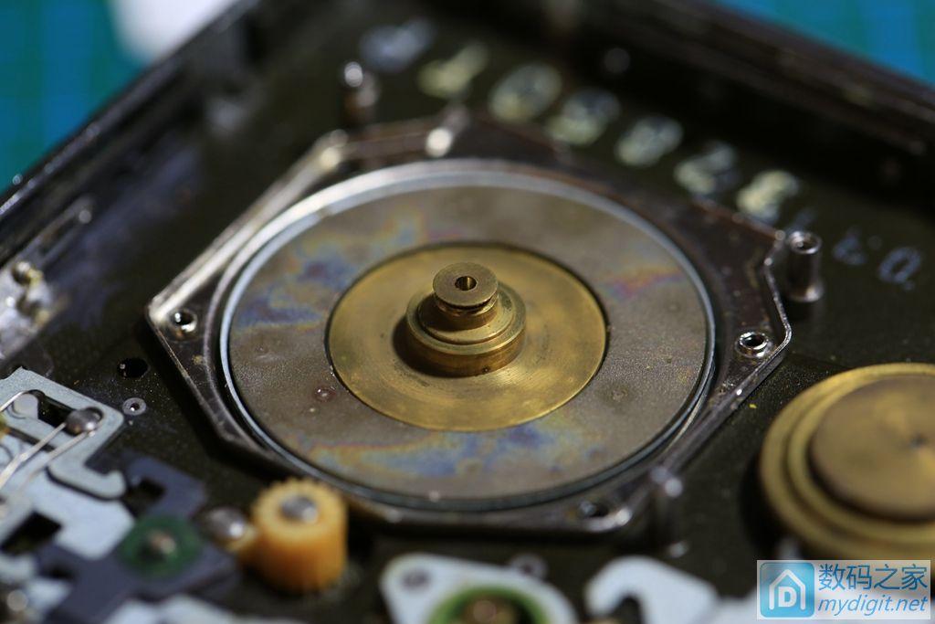拆SONY WM F103给电机上油