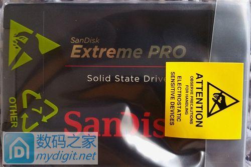 闪迪extreme pro 480G 初步测试