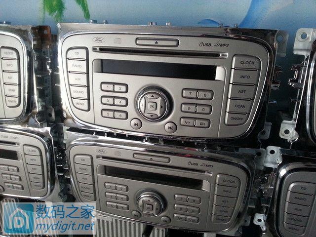 全新福特福克斯CD车机图片