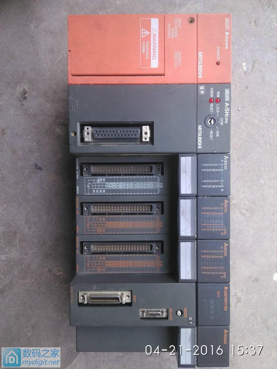 工控的来,松下伺服,三菱PLC,LS PLC,西门子电源模块