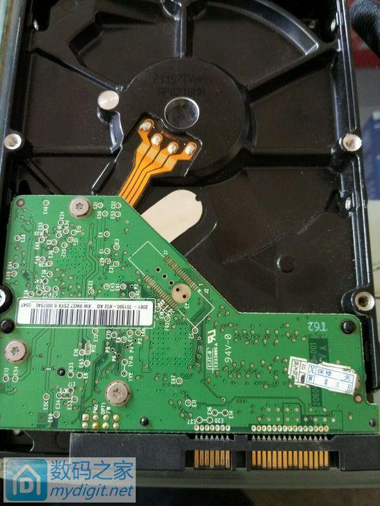 (已出)出西数320g台式机硬盘