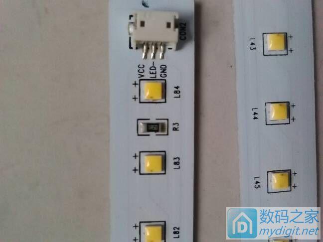 LED日光灯拆的求教什么灯珠?大家看图这是什么灯